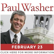 """Paul Washer – """"The Prayer Life of Our Lord"""""""