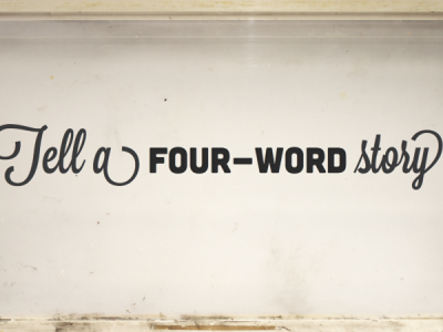 four-word-story