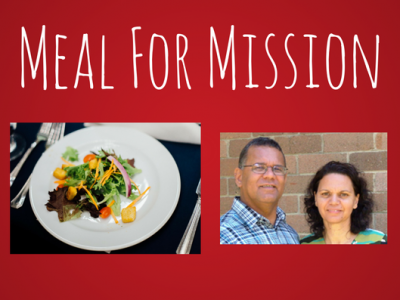 Meal for Mission (Rick Manton)